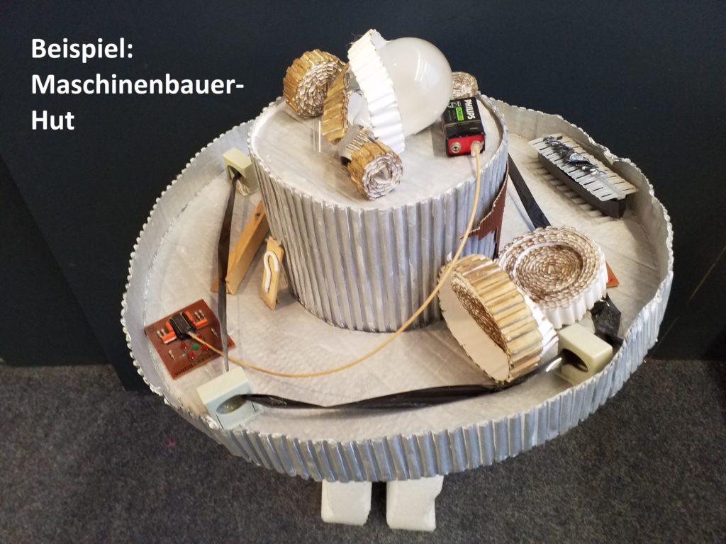 Maschinenbauerhut